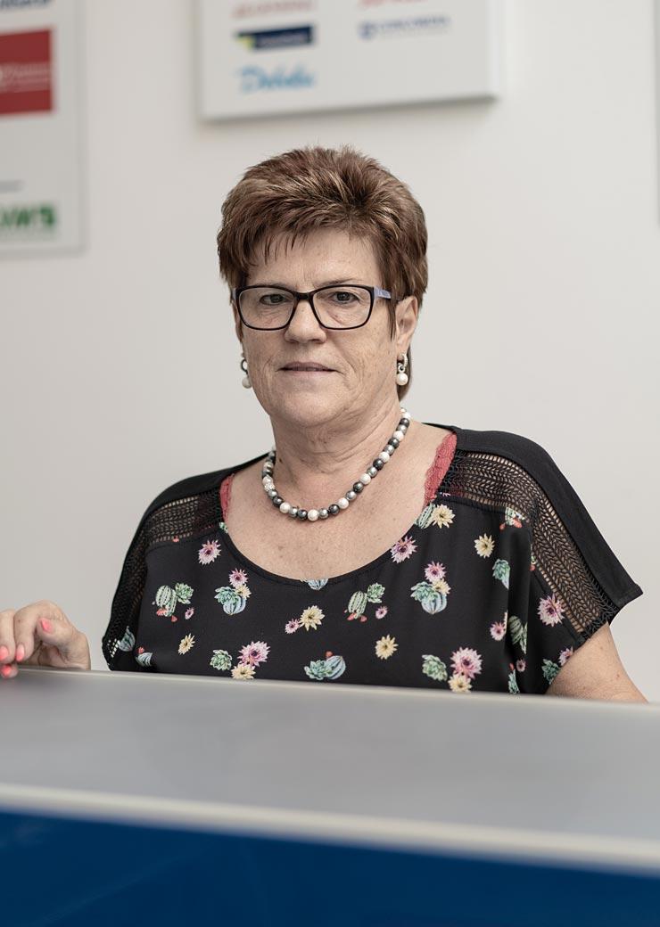 Brigitte Specht Bürokauffrau Buchhaltung