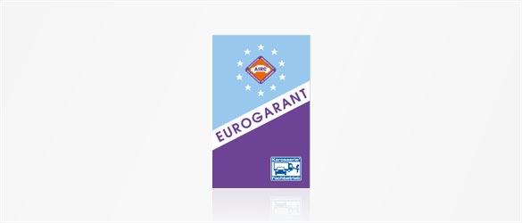 EUROGARANT zertifiziert