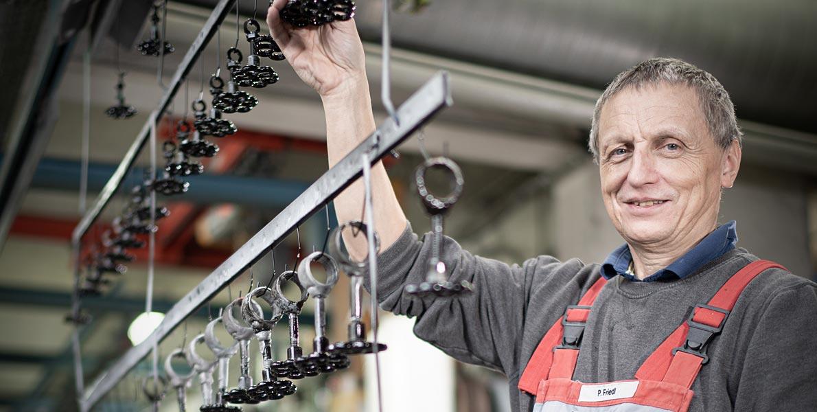 Industrielackierung bei Menhofer KFZ-Reparaturzentrum in Pfronten