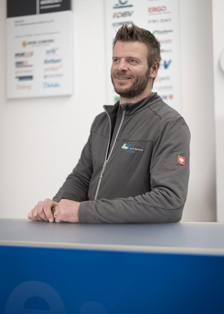 Jörg Menhofer Mechatronikermeister und Geschäftsführer